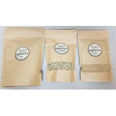 Bulk Kratom Capsules or Powder